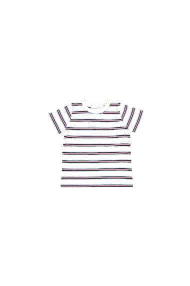 Set cardigan, tricou si pantaloni La Redoute Collections GDY582 multicolor - els