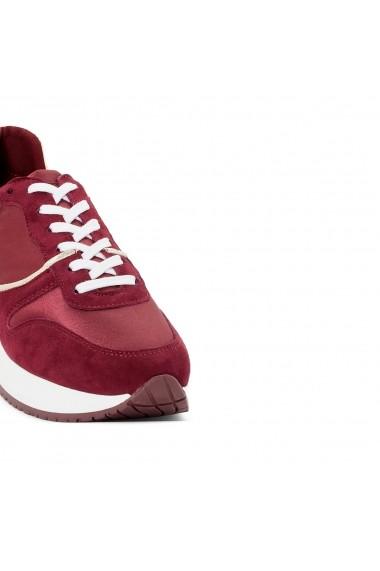 Pantofi sport ANNE WEYBURN GDY636 bordo