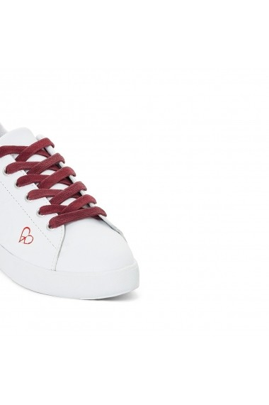 Pantofi sport La Redoute Collections GDY911 alb
