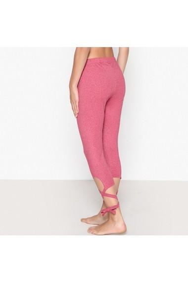 Pantaloni de pijama La Redoute Collections GDZ329 roz