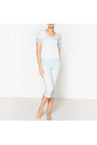 Pijama La Redoute Collections GDZ861 albastru - els