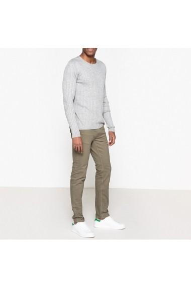 Jeans La Redoute Collections GEA475 kaki