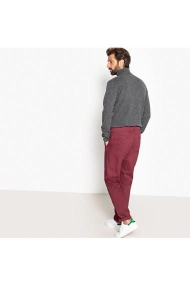 Pantaloni La Redoute Collections GEA494 bordo