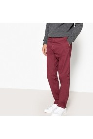 Pantaloni La Redoute Collections GEA494 bordo
