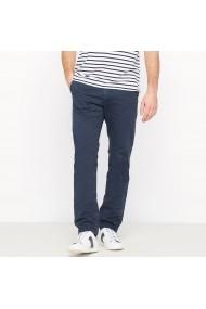 Pantaloni La Redoute Collections GEA494 bleumarin