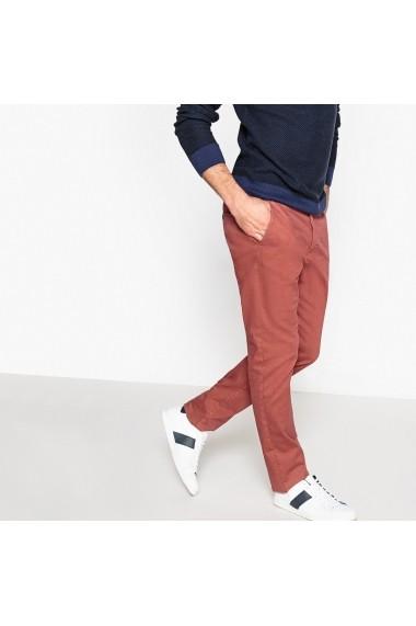Pantaloni La Redoute Collections GEA494 maro - els