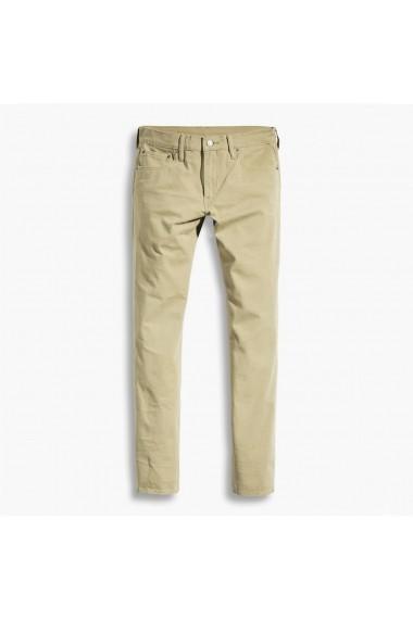 Pantaloni LEVI`S GEA921 bej LRD-GEA921-10453