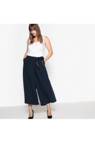 Pantaloni CASTALUNA GEB091 bleumarin