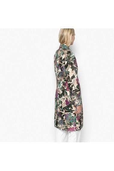 Palton ANNE WEYBURN GEB211 Jacquard Multicolor - els
