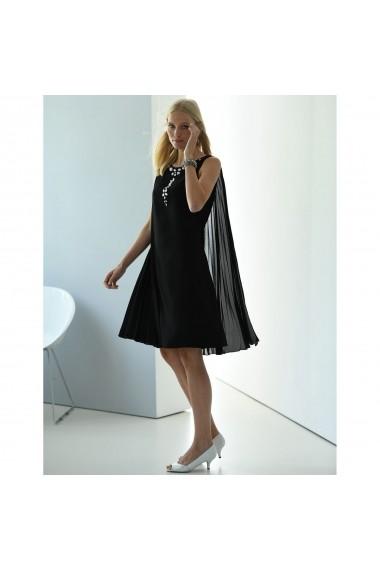 Rochie ANNE WEYBURN GEB330 negru