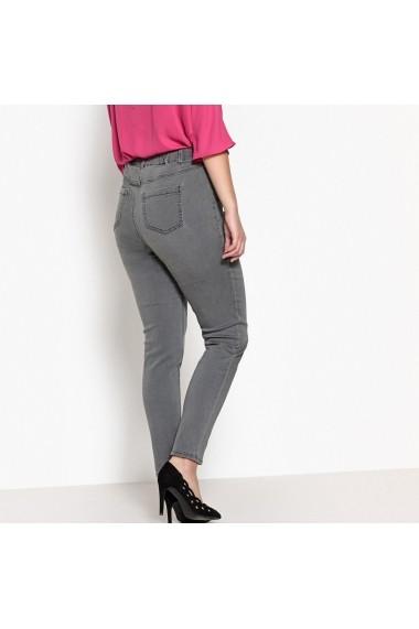 Jeans CASTALUNA GEB453 gri - els