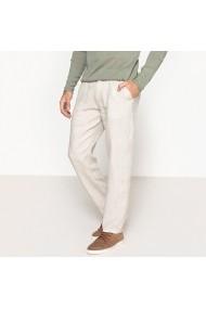 Pantaloni La Redoute Collections GEB548 bej - els