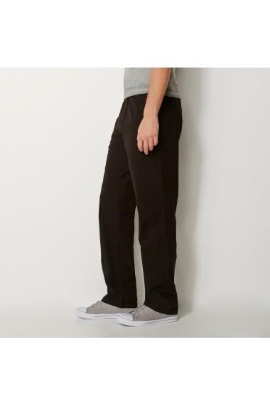 Pantaloni La Redoute Collections GEB550 negru - els