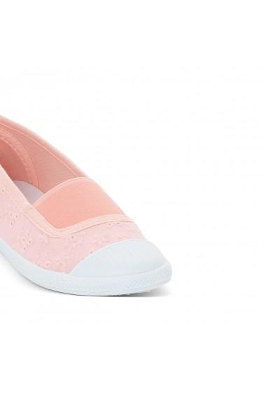 Pantofi sport La Redoute Collections GEB647 roz - els