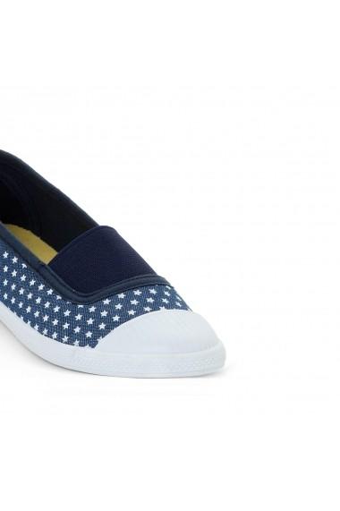 Pantofi sport La Redoute Collections GEB650 albastru - els