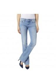 Pepe Jeans Slim Farmer LRD-GEB665_Light-blue Kék