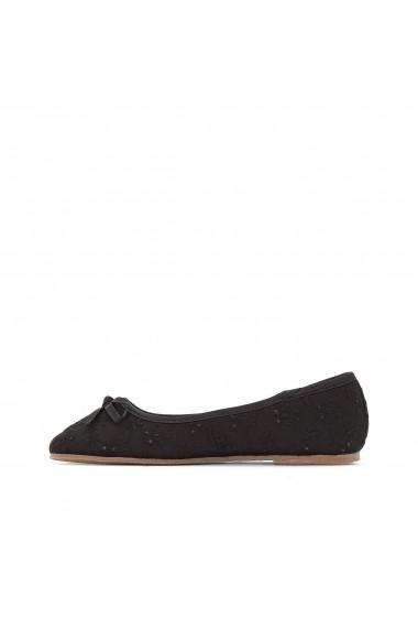 Pantofi La Redoute Collections GEB879 negru - els