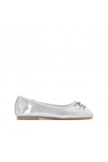 Pantofi La Redoute Collections GEB881 argintiu