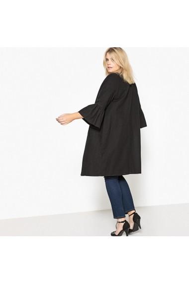 Palton CASTALUNA GED858 negru