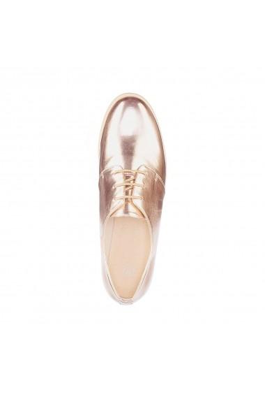 Pantofi sport La Redoute Collections GEE226 auriu