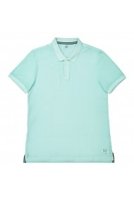 Tricou polo La Redoute Collections GEE343 verde