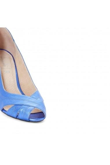 Pantofi cu toc MADEMOISELLE R GEE440 albastru