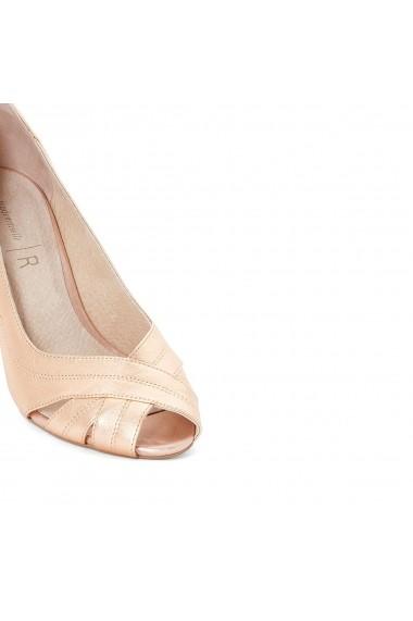 Pantofi cu toc MADEMOISELLE R GEE440 auriu