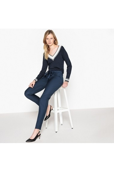 Pulover La Redoute Collections GEE779 bleumarin - els
