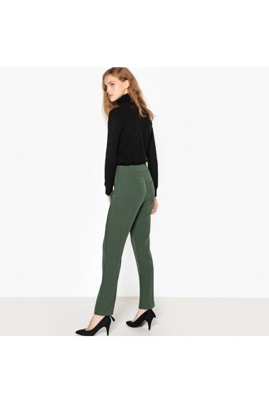 Pantaloni skinny La Redoute Collections GEF109 verde