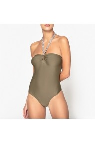 Costum de baie La Redoute Collections GEF852 kaki - els