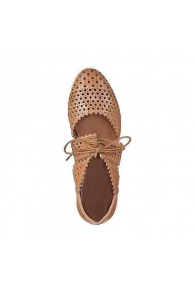 Pantofi La Redoute Collections GEG014 maro - els