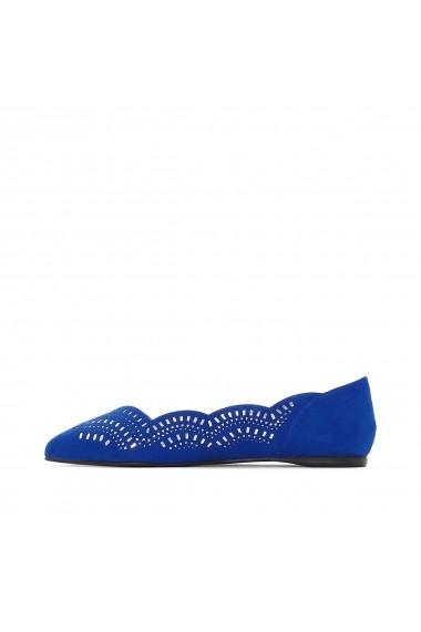 Balerini La Redoute Collections GEG167 albastru