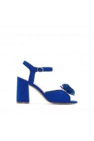 Sandale cu toc MADEMOISELLE R GEG192 albastru - els