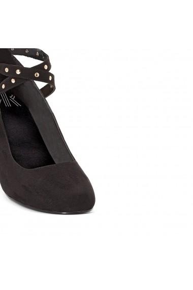 Pantofi cu toc MADEMOISELLE R GEG339 negru