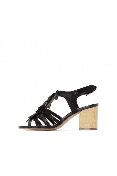 Sandale ANNE WEYBURN GEG620 negru