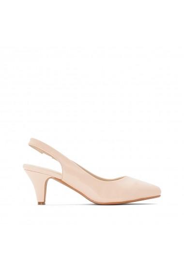 Pantofi cu toc CASTALUNA GEG750 nude