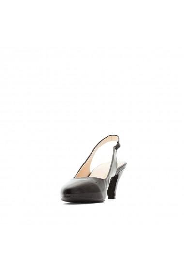 Pantofi cu toc CASTALUNA GEG750 negru