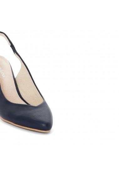 Pantofi cu toc CASTALUNA GEG750 bleumarin - els
