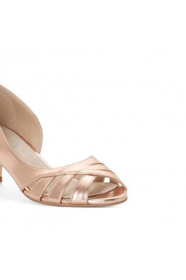 Pantofi cu toc MADEMOISELLE R GEG771 auriu