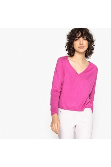 Top La Redoute Collections GEG832 fuchsia