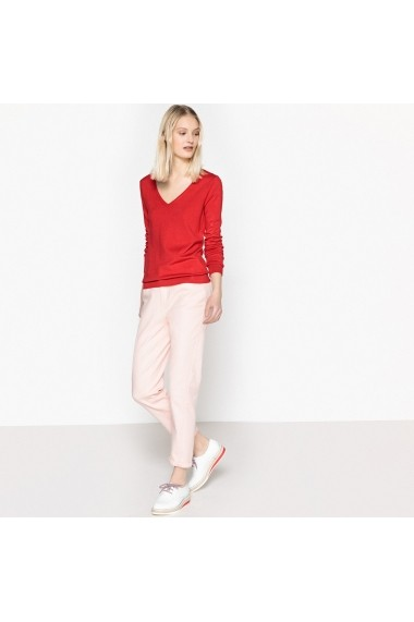 Top La Redoute Collections GEG854_Rouge Rosu
