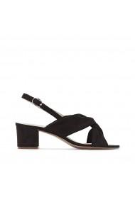 Sandale cu toc CASTALUNA GEG855 negru