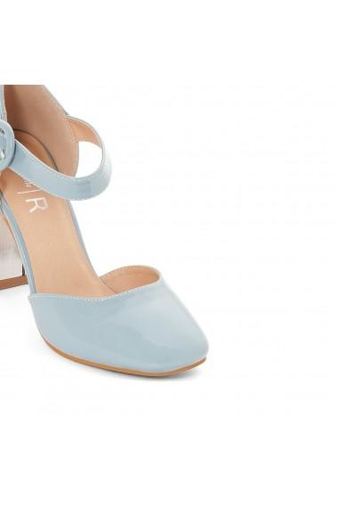 Pantofi cu toc MADEMOISELLE R GEH197 albastru