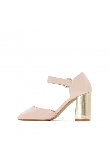 Pantofi cu toc MADEMOISELLE R GEH197 nude