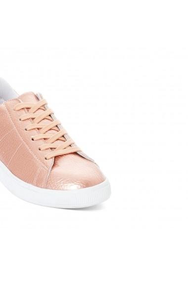Pantofi sport La Redoute Collections GEH415 roz