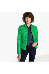 Жакет La Redoute Collections LRD-GEH567-emerald green els Зелен