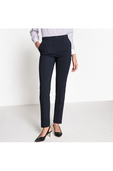 Pantaloni La Redoute Collections GEH651 bleumarin - els