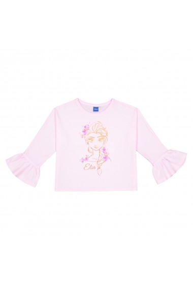 Bluza LA REINE DES NEIGES GEH753 roz