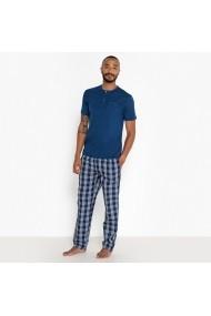Pijama La Redoute Collections GEI042 bleumarin