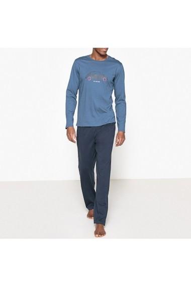 Pijama La Redoute Collections GEI052 bleumarin